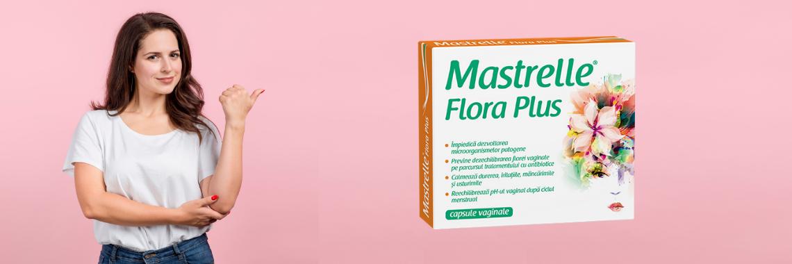 Mastrelle Flora Plus