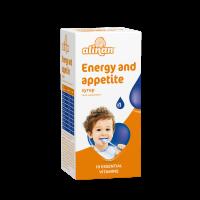 Alinan Energy and Appetite օշարակ