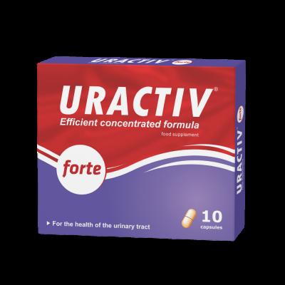 Uractiv Forte կապսուլներ